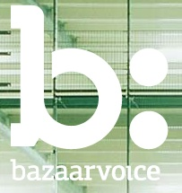New Bazaarvoice logo