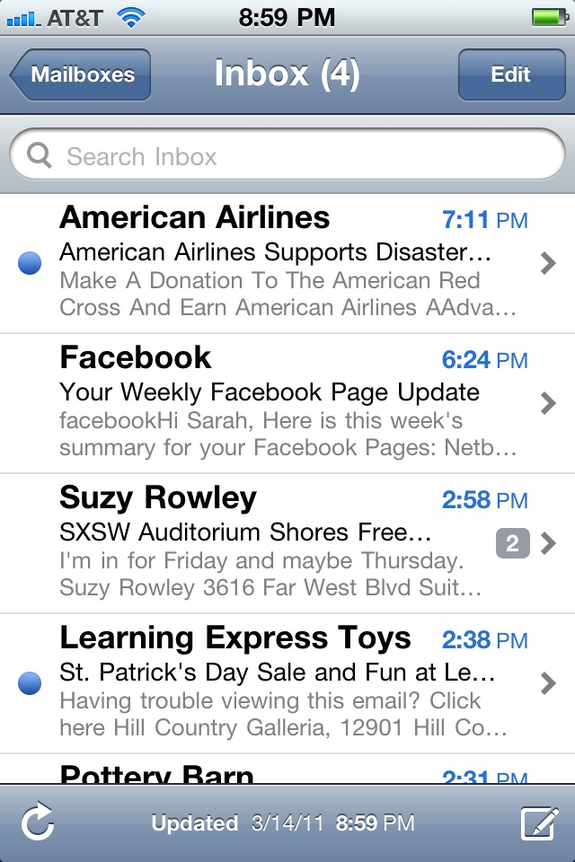 Clever email subject lines dating